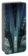 Underside Of A Bridge, Hudson Valley Portable Battery Charger
