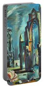 Underwater Cathedral By Chris Portable Battery Charger