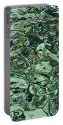 Underwater Rocks - Adriatic Sea Portable Battery Charger