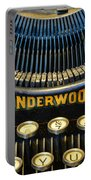 Underwood Typewriter Portable Battery Charger