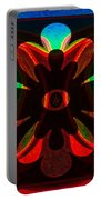 Unequivocal Truths Abstract Symbols Artwork Portable Battery Charger