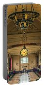 Union Station Chandelier Portable Battery Charger