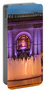 Union Station Portable Battery Charger