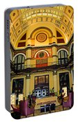 Union Station Lobby Larger Size Portable Battery Charger