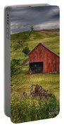 Unique Barn In The Palouse Portable Battery Charger