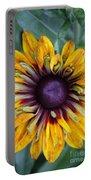 Unique Sunflower Portable Battery Charger
