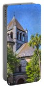 United Church Of Christ Portable Battery Charger
