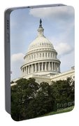 United State Capitol Dome Washington Dc Portable Battery Charger
