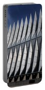 United States Air Force Academy Cadet Chapel Portable Battery Charger