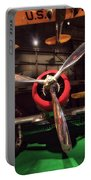 United States Airplane Museum Portable Battery Charger