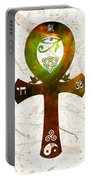 Unity 11 - Spiritual Artwork Portable Battery Charger