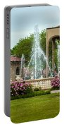 Unity Village Rose Garden Portable Battery Charger