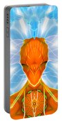 Universal Power Of Faith Portable Battery Charger