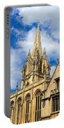 University Church Of St Mary The Virgin Portable Battery Charger