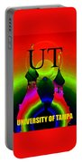 University Of Tampa Smart Phone Case Work B Portable Battery Charger