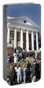 University Of Virginia Rotunda Graduation Portable Battery Charger
