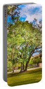 University Tree Portable Battery Charger