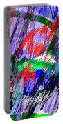 Untitled Drawing Portable Battery Charger