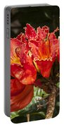 Unusual Tulips Portable Battery Charger