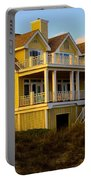 Up The Stairs At Isle Of Palms Portable Battery Charger