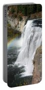 Upper Mesa Falls Idaho Portable Battery Charger