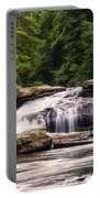Upper Swallow Falls  Portable Battery Charger
