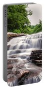 Upper Swallow Falls Close Up Portable Battery Charger
