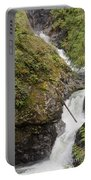 Upper Twin Falls Steps Portable Battery Charger
