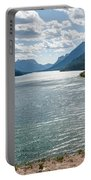 Upper Waterton Lake Portable Battery Charger