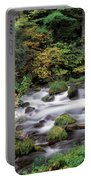 Upper Willamette River Portable Battery Charger