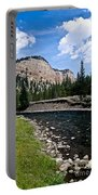 Upriver In Washake Wilderness Portable Battery Charger