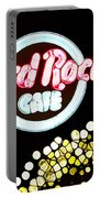 Urban Abstract Hard Rock Cafe Portable Battery Charger