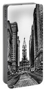Urban Canyon - Philadelphia City Hall Portable Battery Charger
