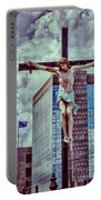 Urban Crucifixion Portable Battery Charger