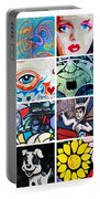 Urban Faces Portable Battery Charger
