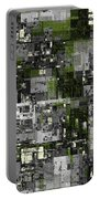 Urban Scene Going Green Portable Battery Charger