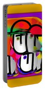 Urban Spaceman Portable Battery Charger by Charles Stuart