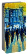 Urban Story - The Romanian Revolution Portable Battery Charger