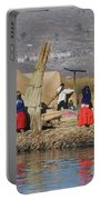 Uros Village Portable Battery Charger