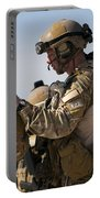 U.s. Air Force Pararescue Jumpers Portable Battery Charger