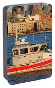 U.s. Coast Guard - Always Ready Portable Battery Charger