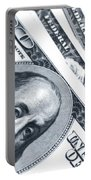 Us Dollar Bills  Portable Battery Charger