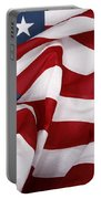U.s. Flag Portable Battery Charger