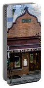 Us Hotel Bar And Grill - Manayunk  Portable Battery Charger