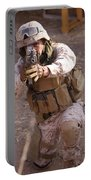 Us Marine At Work Portable Battery Charger