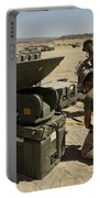 U.s. Marines Assemble A Support Wide Portable Battery Charger