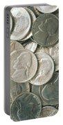 U.s. Nickels Portable Battery Charger