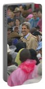 U.s. Senator John Kerry, Amidst Portable Battery Charger