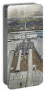 Uss Arizona Memorial-pearl Harbor V4 Portable Battery Charger