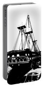 Uss Constitution 2 Portable Battery Charger